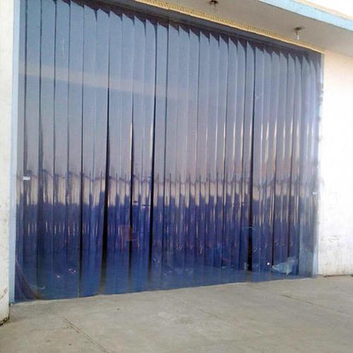 9 ft 144x108-144 in. 12 ft Width x 108 in. Height Clear Smooth 8 in Commercial Industrial Door PVC Vinyl Plastic Strip Curtain Door Kit Strips with 25/% Overlap